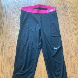 Nike Dri-Fit Workout Capris